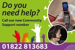 Coronavirus: Hotline for Council Help Available