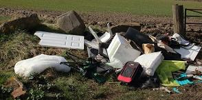 Fly Tipper Fined Thousands of Pounds