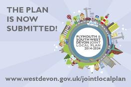 Big Day for Area as Joint Local Plan is Formally Submitted