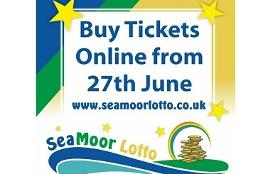 SeaMoor Lotto Tickets Go On Sale Wednesday 27 June